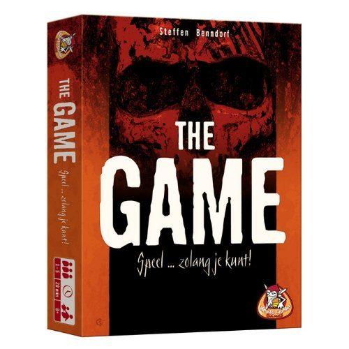 kaartspel-the-game