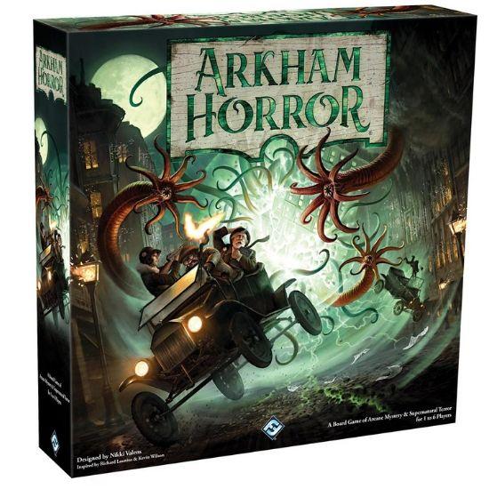 Fonkelnieuw Arkham Horror 3rd Edition – Bordspel (ENG) – Bordspellen   De BX-85