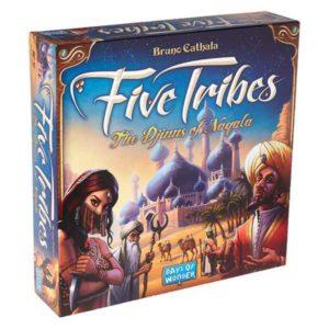bordspellen-five-tribes