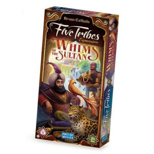 bordspellen-five-tribes-whim-of-the-sultan