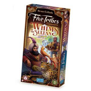 bordspellen-five-tribes-whim-of-the-sultan