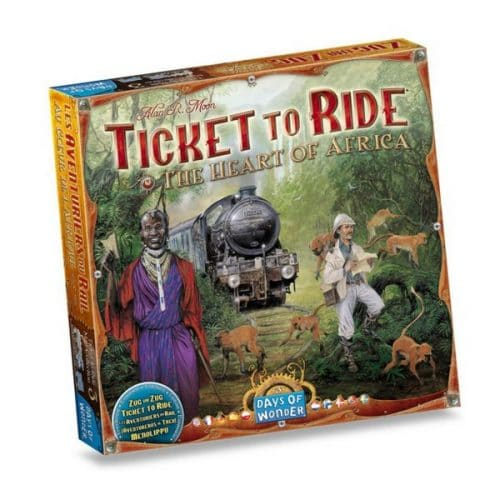 bordspellen-ticket-to-ride-africa