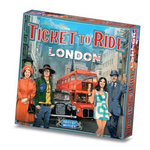 bordspellen-ticket-to-ride-london