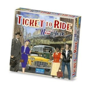 bordspellen-ticket-to-ride-new-york