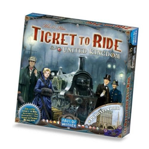 bordspellen-ticket-to-ride-united-kingdom