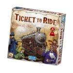 bordspellen-ticket-to-ride-usa