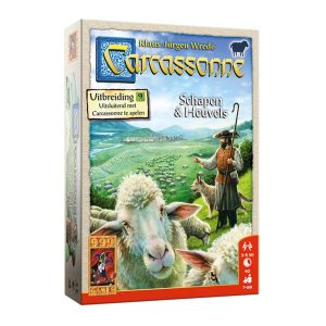 bordspellen-carcassonne-schapen-heuvels