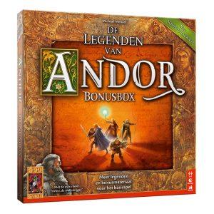 bordspellen-de-legenden-van-andor-bonusbox
