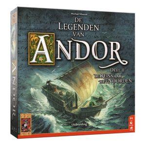 bordspellen-de-legenden-van-andor-de-reis-naar-het-noorden