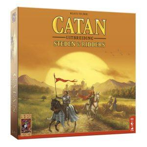 bordspellen-kolonisten-van-catan-steden-ridders