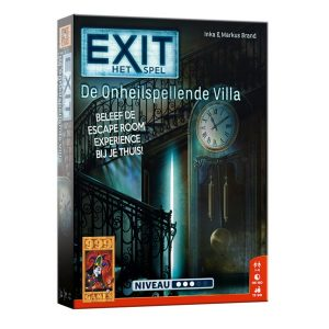 escape-room-spel-exit-de-onheilspellende-villa