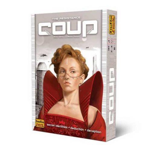 kaartspellen-coup