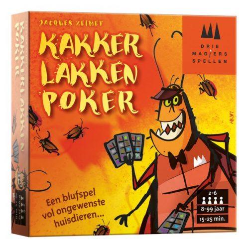 kaartspellen-kakkerlakkenpoker
