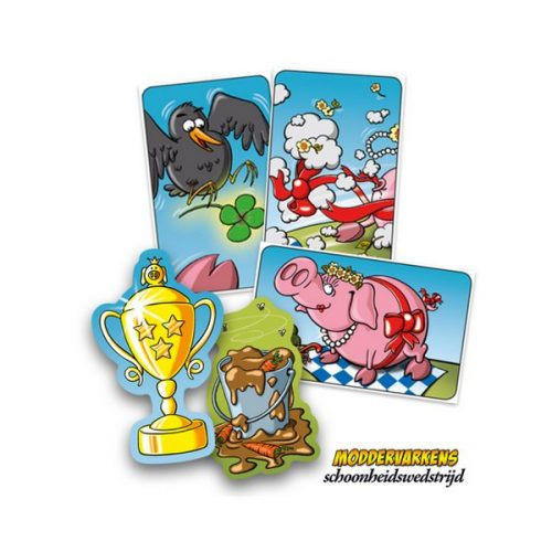 kaartspellen-moddervarkens-schoonheidswedstrijd (1)