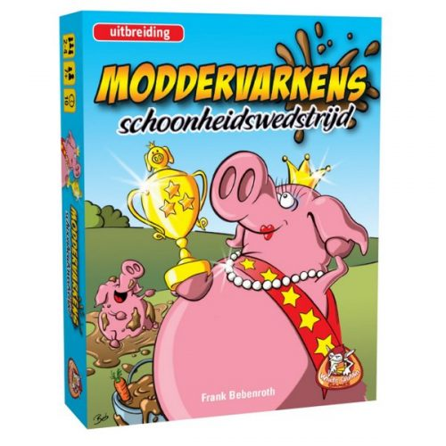 kaartspellen-moddervarkens-schoonheidswedstrijd
