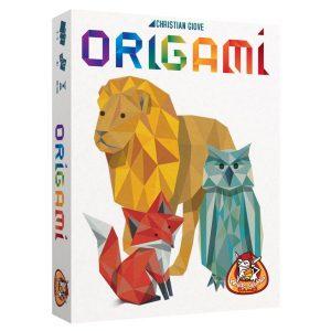 kaartspellen-origami