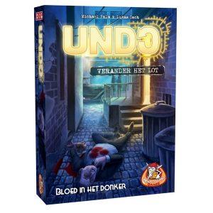 kaartspellen-undo-bloed in het donker