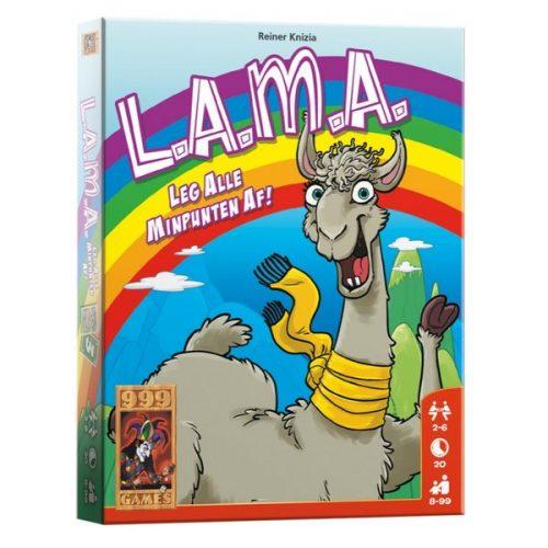 kaartspellen-lama