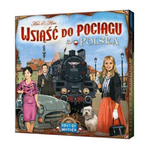 bordspellen-ticket-to-ride-polska