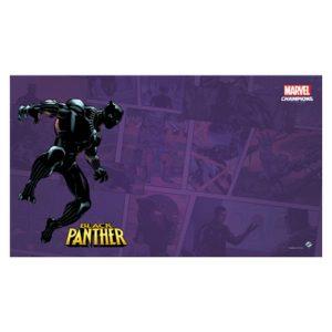 bordspellen-marvel-champions-lcg-black-panther-playmat