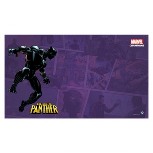 bordspellen-marvel-champions-lcg-black-panther-playmat