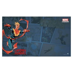 bordspellen-marvel-champions-lcg-captain-marvel-playmat