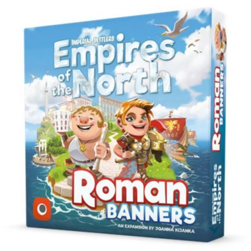 bordspellen-imperial-settlers-empires-of-the-north-roman-banner-uitbreiding