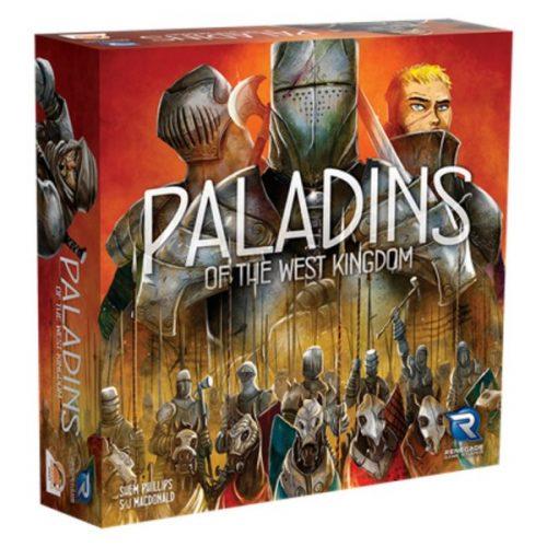 bordspellen-paladins-of-the-west-kingdom