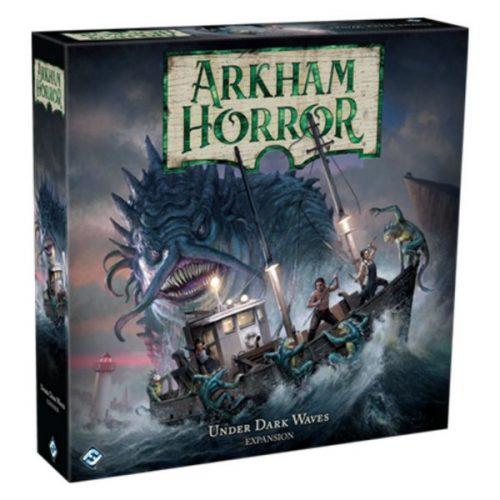 bordspellen-arkham-horror-under-dark-waves-uitbreiding