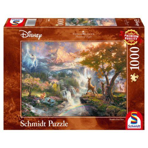 puzzel-disney-bambi-1000-stukjes