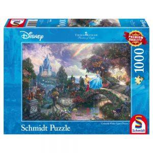 puzzel-disney-cinderella-1000-stukjes