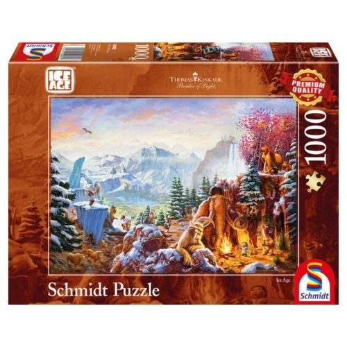 puzzel-disney-ice-age-1000-stukjes