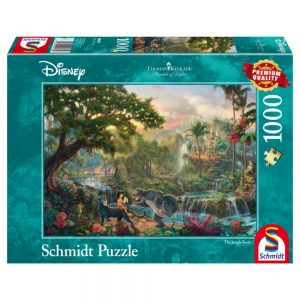 puzzel-disney-the-jungle-book-1000-stukjes
