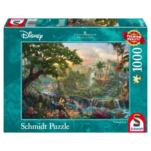 puzzel-disney-the-jungle-book-1000-stukjes