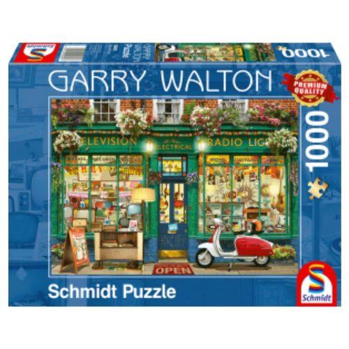 puzzel-garry-walton-electronica-winkel-1000-stukjes