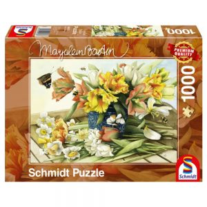 puzzel-marjolein-bastin-lente-bloemen-1000-stukjes