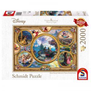 puzzel-disney-dreams-collection-2000-stukjes