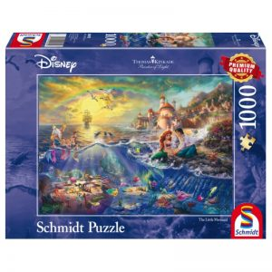 puzzel-disney-kleine-zeemeermin-ariel-1000-stukjes