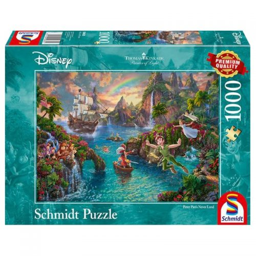 puzzel-disney-peter-pan-1000-stukjes