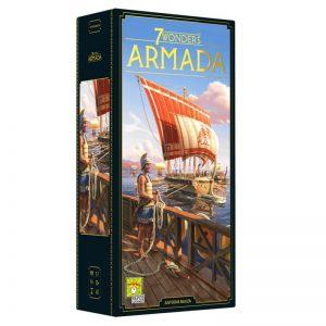 bordspellen-7-wonders-2e-editie-armada-uitbreiding