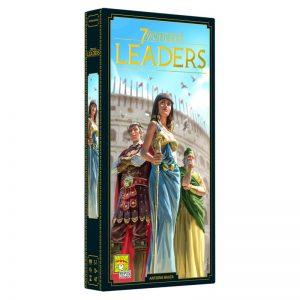 bordspellen-7-wonders-2e-editie-leaders-uitbreiding