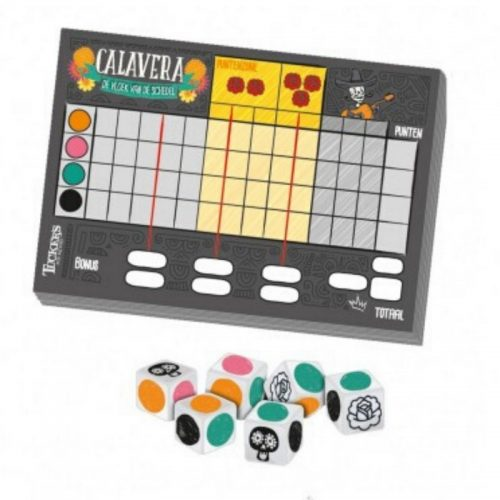 dobbelspellen-calavera-scoreblok
