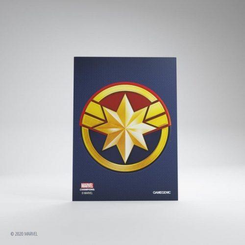 bordspel-sleeves-board-game-sleeves-marvel-champions-captain-marvel-66-x-91-mm (1)