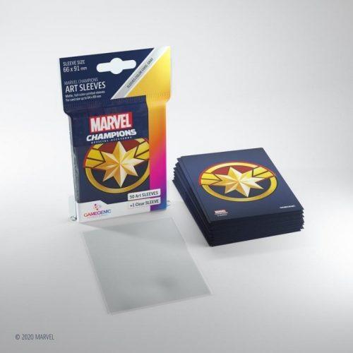 bordspel-sleeves-board-game-sleeves-marvel-champions-captain-marvel-66-x-91-mm (2)