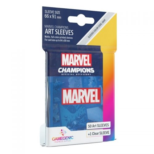 bordspel-sleeves-board-game-sleeves-marvel-champions-marvel-blue-66-x-91-mm