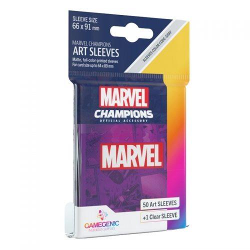 bordspel-sleeves-board-game-sleeves-marvel-champions-marvel-purple-66-x-91-mm