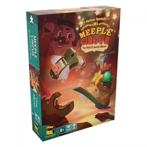 bordspellen-meeple-circus-the-wild-animal-and-aerial-show