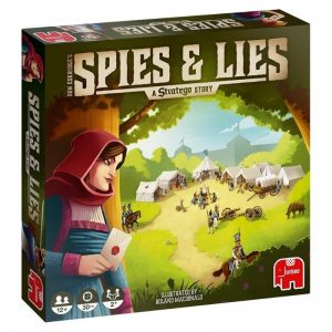 bordspellen-spies-and-lies-a-stratego-story