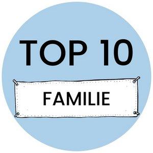 Top 10 familiespellen