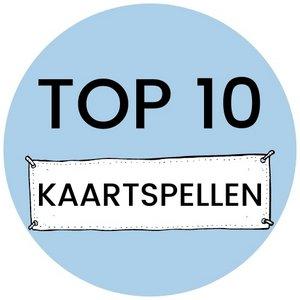 Top 10 kaartspellen